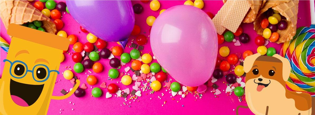 Dnde comprar cosas y dulces para fiestas infantiles en CDMX Blog